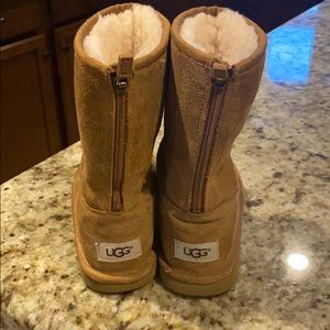 UGG boots girls size 2